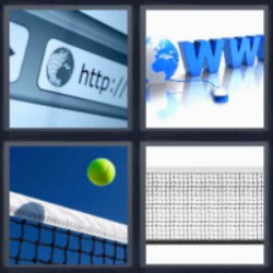 tres letras www web tenis http