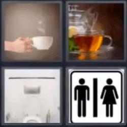 4 fotos 1 palabra te