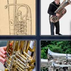 4 fotos 1 palabra instrumento musical