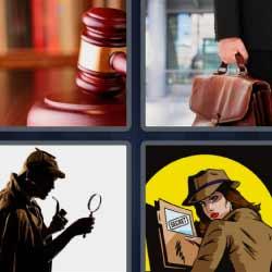 4 fotos 1 palabra detective