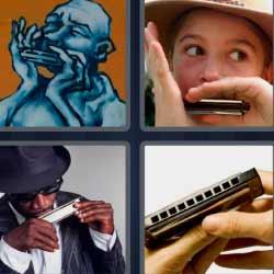 4fotos 1palabra instrumento musical